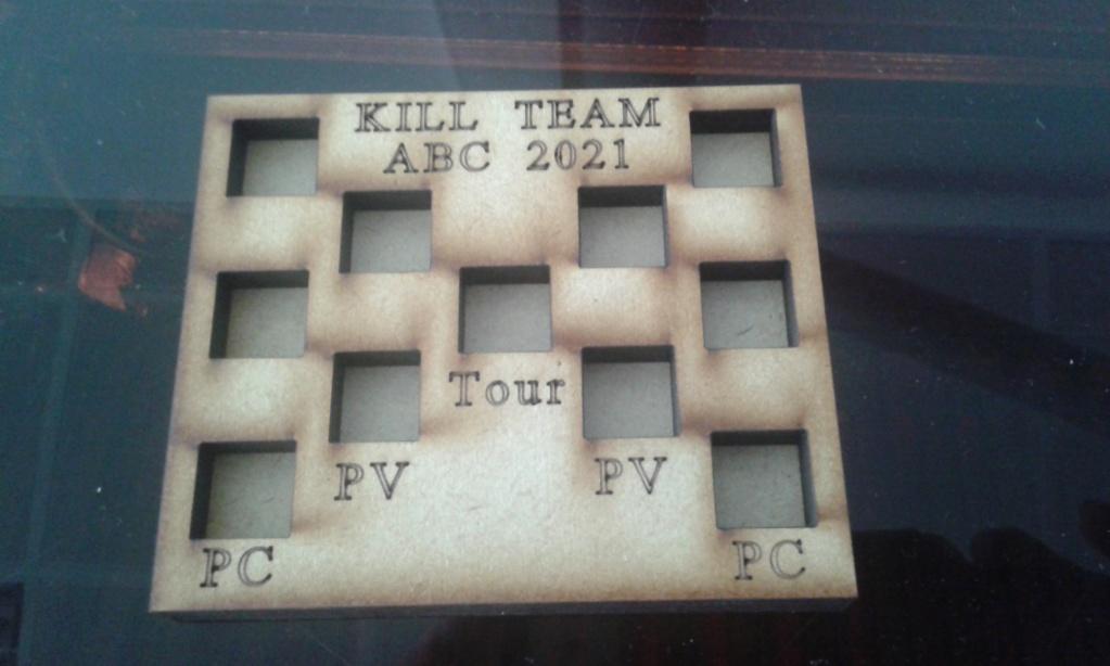 Un compteur pour Kill TEAM 20210811