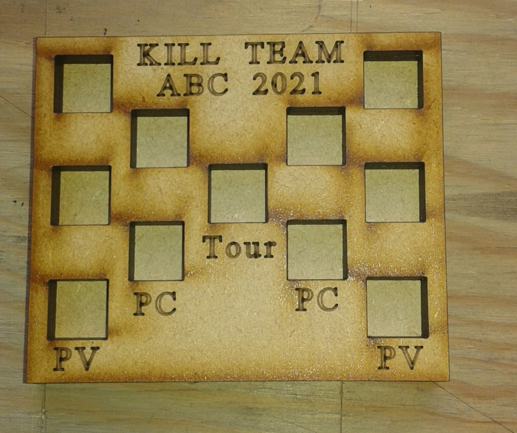 Un compteur pour Kill TEAM Kt-v210