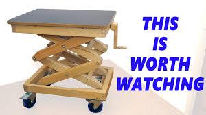 Comment transportez vous-même des planches lourdes à travers l'atelier? Scisso10