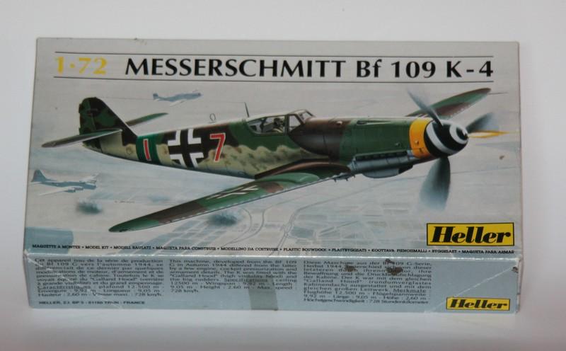 ME  109 K HELLER 1/72 Img_0040