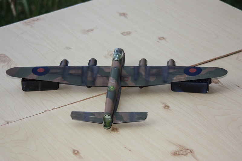 LANCASTER REVELL 1/72 - Page 5 Img_0291