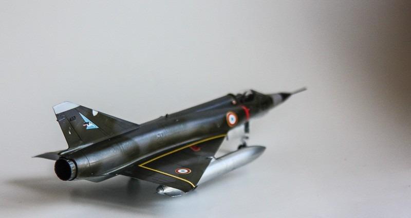 MIRAGE III E/R/B HELLER au 1/72 - Page 3 Img_0920