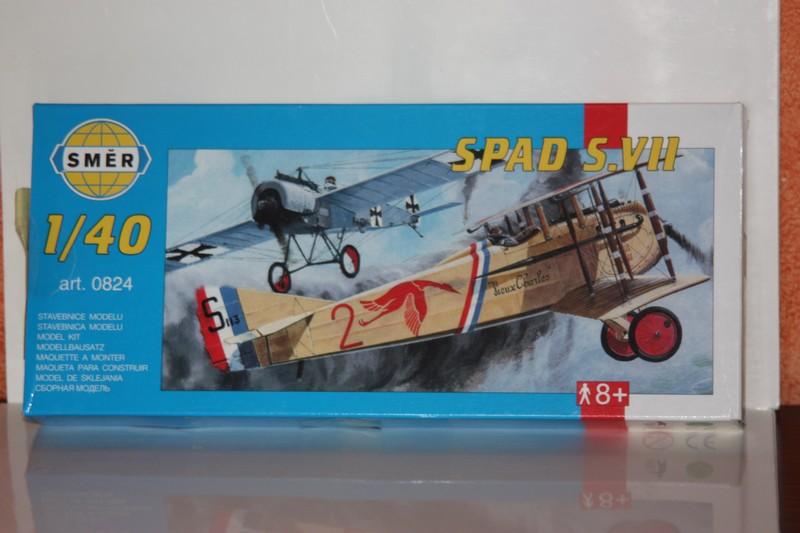SPAD VII SMER 1/40 Img_1271