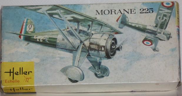 MORANE 225 1/72 HELLER MUSEE Img_1335