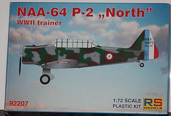 NAA 64 RS MODELS au1/72 Img_1356