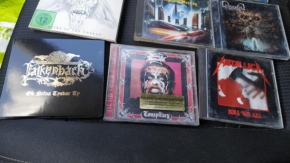 KING DIAMOND - Box tapes en pré-commande 23338110
