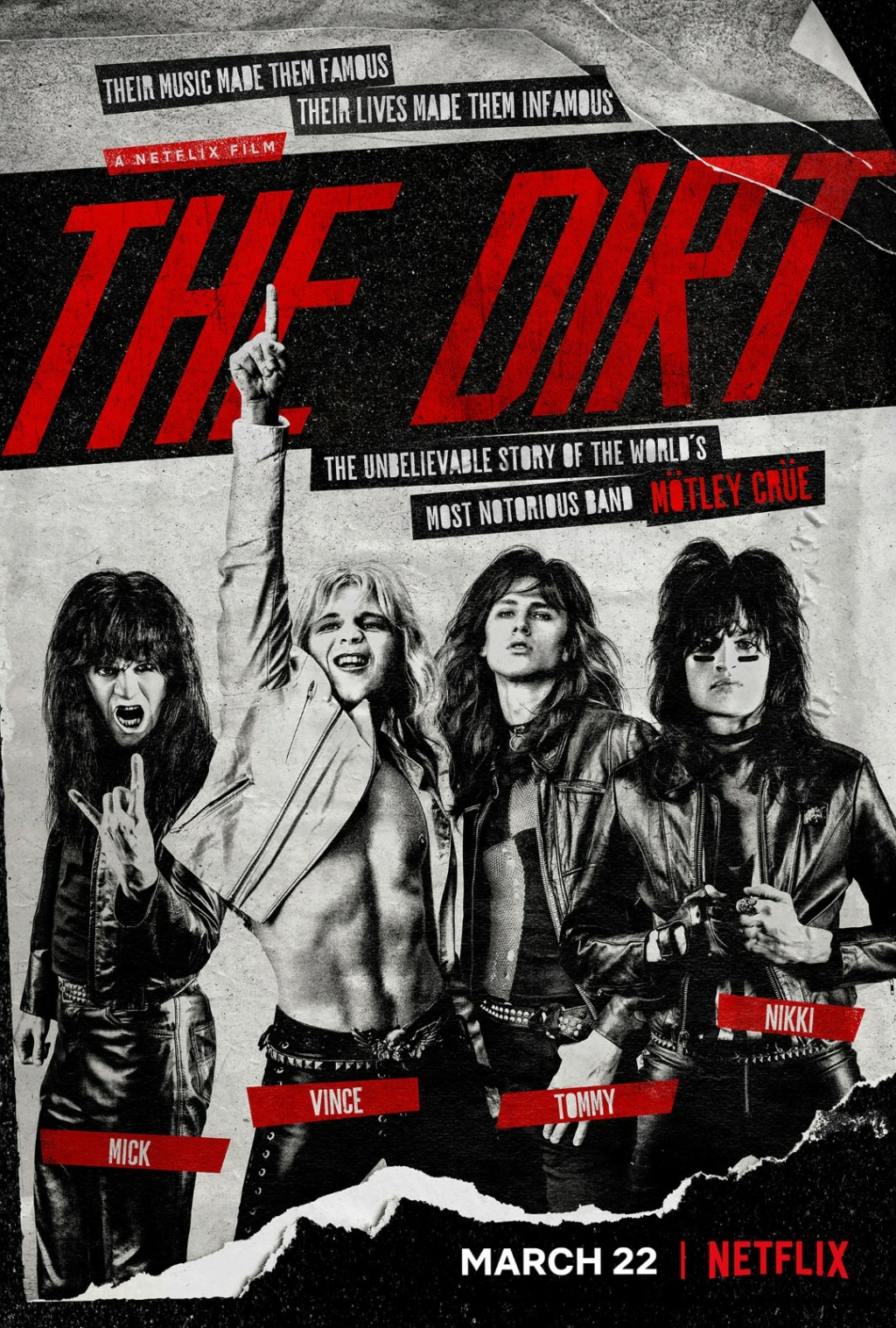 THE DIRT (2019)  36448210