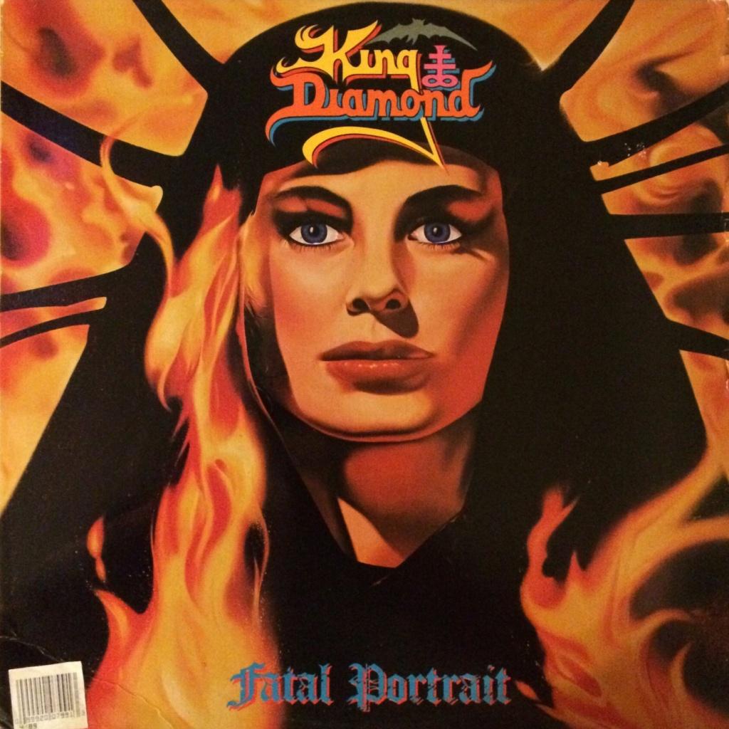 king Diamond Fatal Portrait (1986) 66f49210