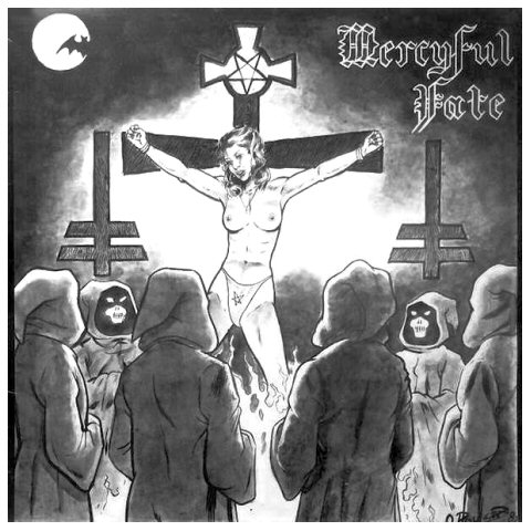 Mercyful Fate Mini Lp  (1982) 74310