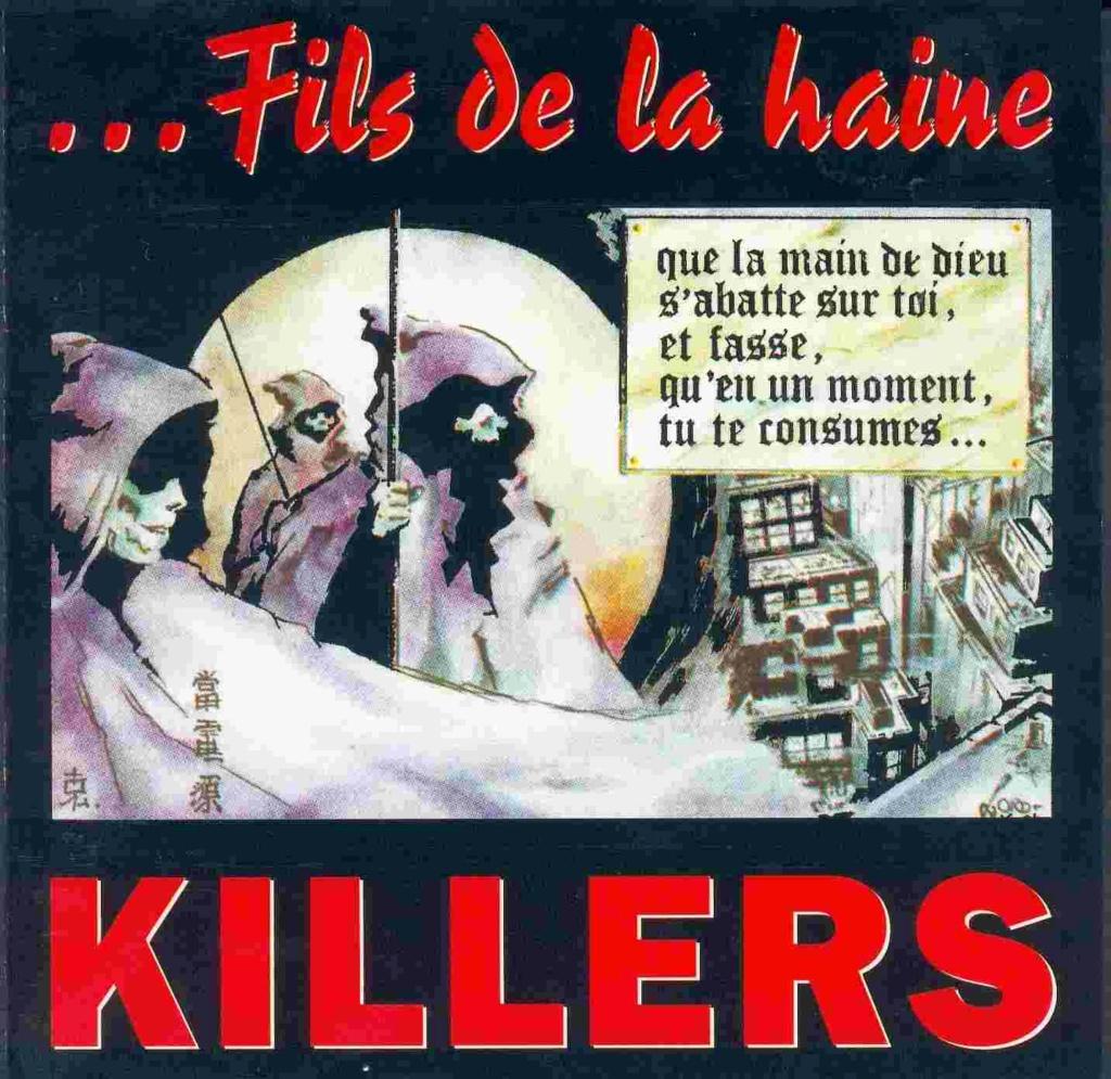 Killers ...... Fils de la haine (1985) Killer10