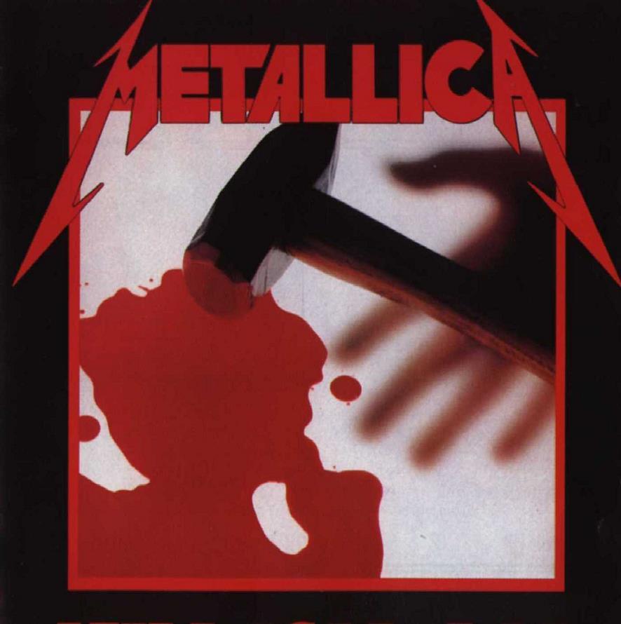 Metallica Kill em all 1983 Metall11