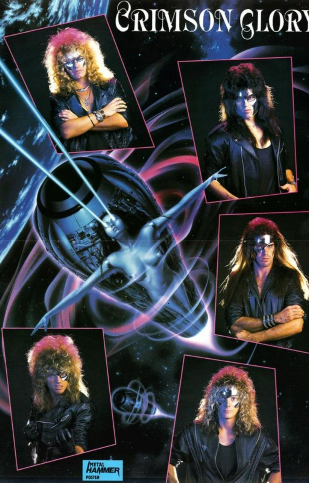 Crimson Glory Transcendence ( 1988 ) Tumblr10
