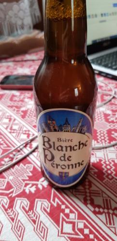 Blanche de Péronne Brasserie De Clerck 20190314
