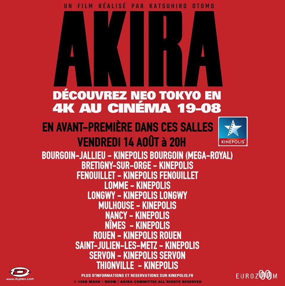 Les AKtualités du monde de l'Animation et du Manga - Page 4 Akira410