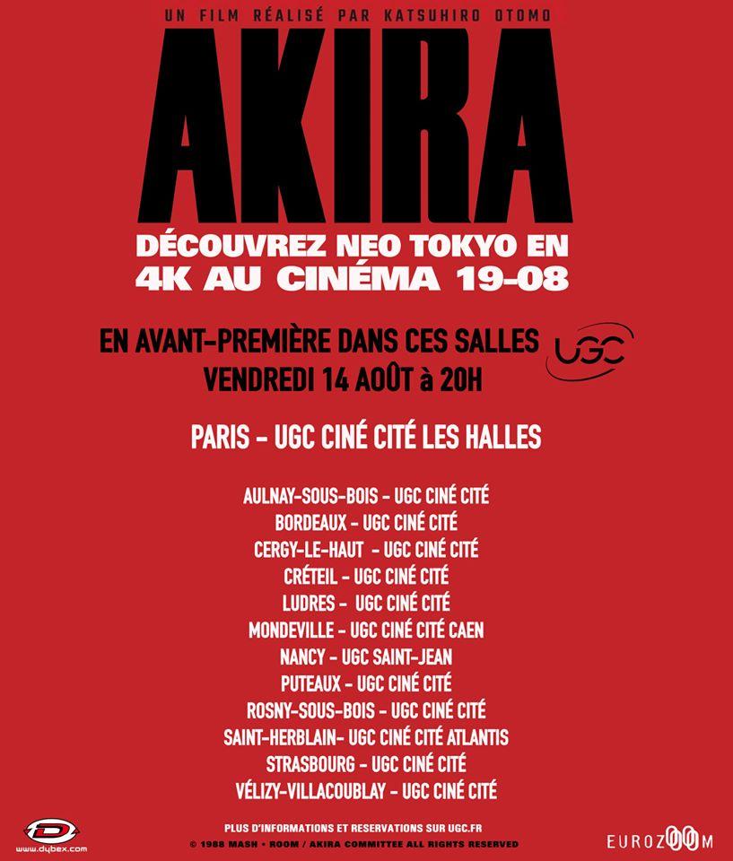 Les AKtualités du monde de l'Animation et du Manga - Page 4 Akira411
