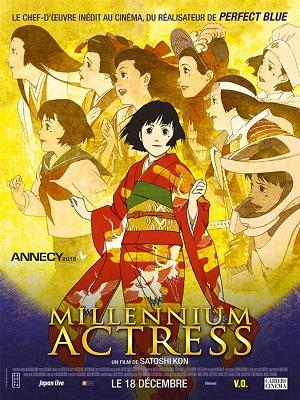 Les AKtualités du monde de l'Animation et du Manga - Page 3 Millen10