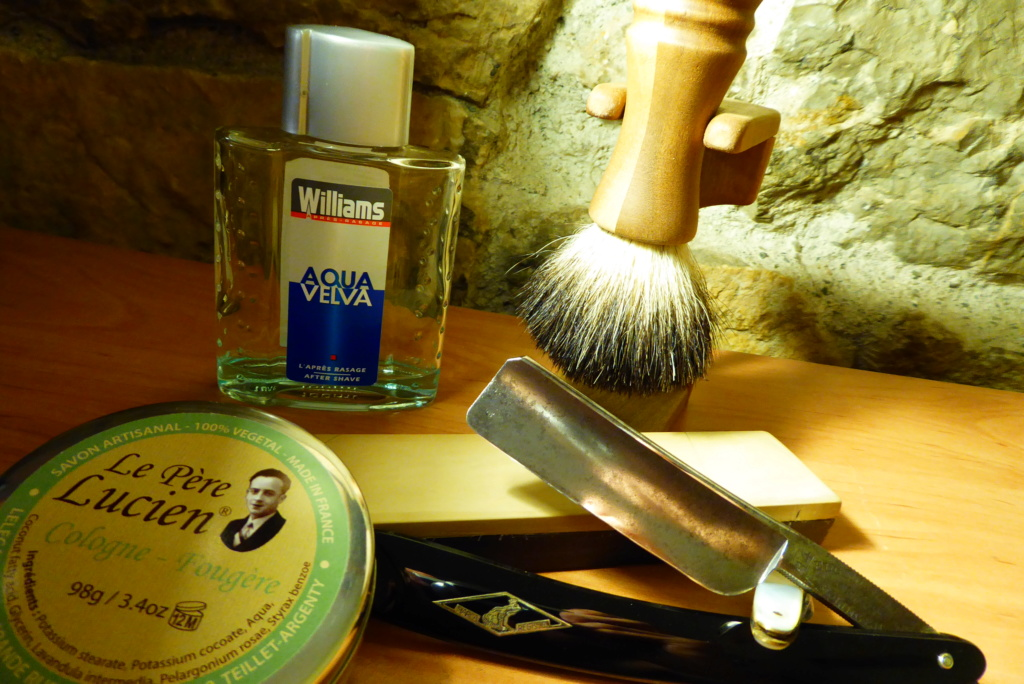 Shave of the Day / Rasage du jour - Page 39 P1010516