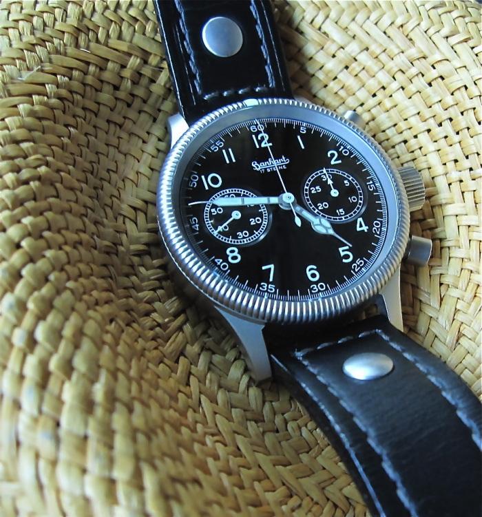 Vos montres en édition limitée et numérotée Hanhar13