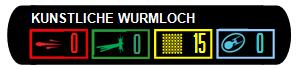 """Minikampagne """"Das künstliche Wurmloch"""" - Regeln Kwl-m510"""