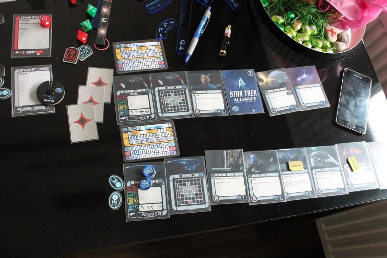 """Spielberichte der Minikampagne """"Das künstliche Wurmloch"""" Tests108"""