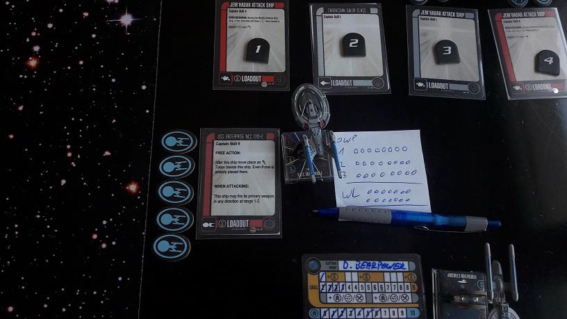 """Spielberichte der Minikampagne """"Das künstliche Wurmloch"""" Tests182"""