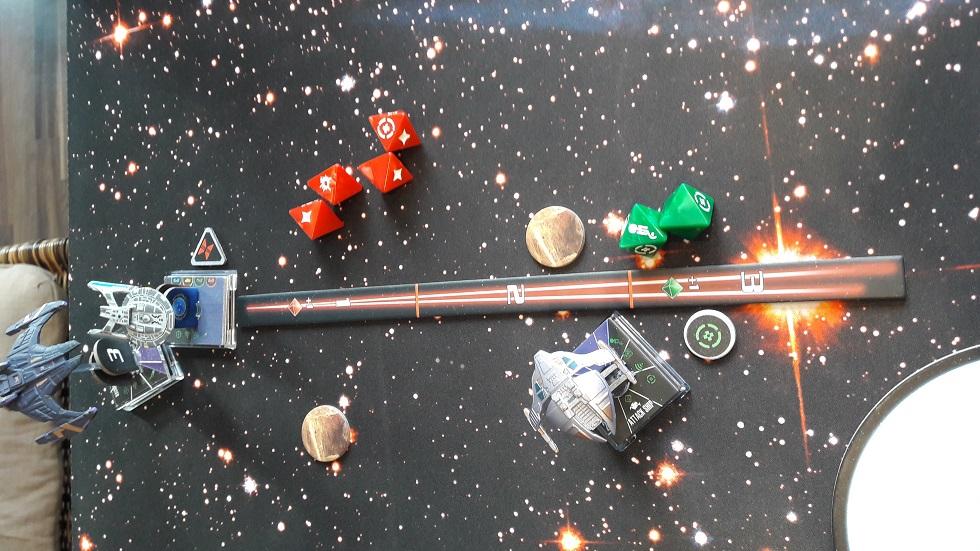 """Spielberichte der Minikampagne """"Das künstliche Wurmloch"""" Testsp35"""