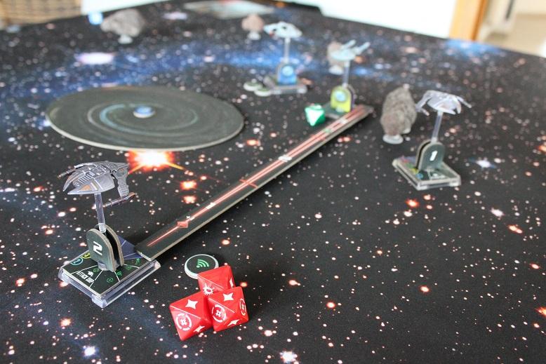 """Spielberichte der Minikampagne """"Das künstliche Wurmloch"""" Testsp66"""