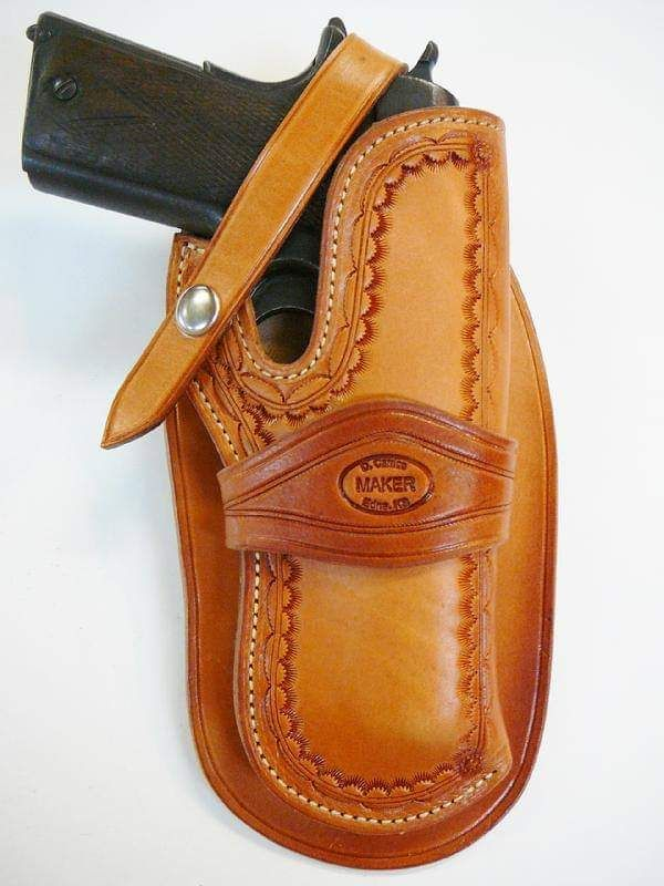 "HOLSTER ""WILD BUNCH"" (W.B.) by SLYE  Holste10"