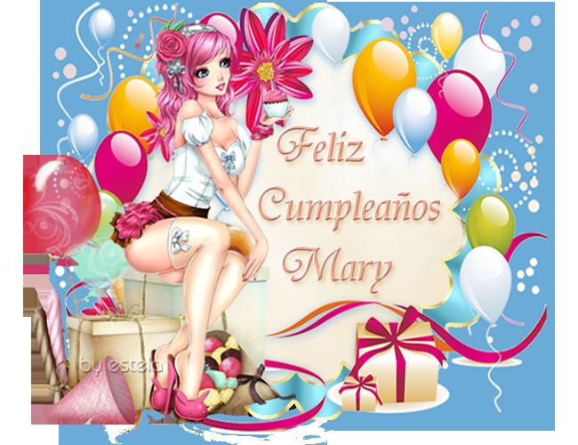 FELIZ CUMPLEAÑOS MARY/ 14 DE AGOSTO/2018 Fcmary10