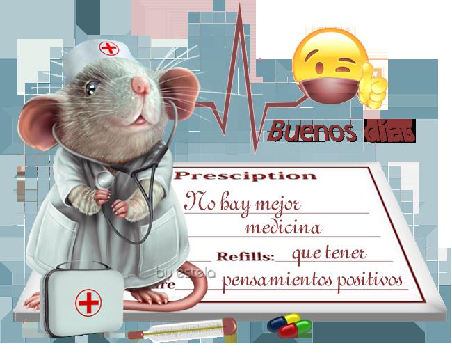 00 -TARJETAS BUENOS DIAS - Página 69 Medici10