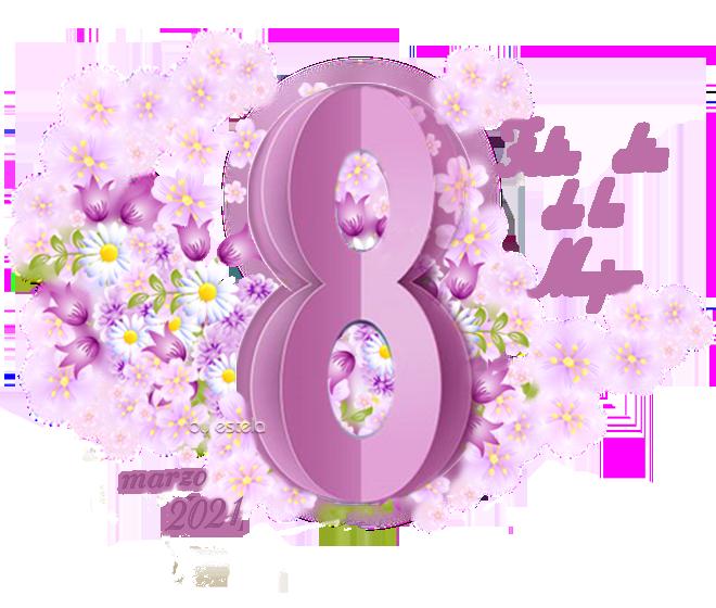 24 - TARJETAS DÍA INTERNACIONAL DE LA MUJER Mujer210
