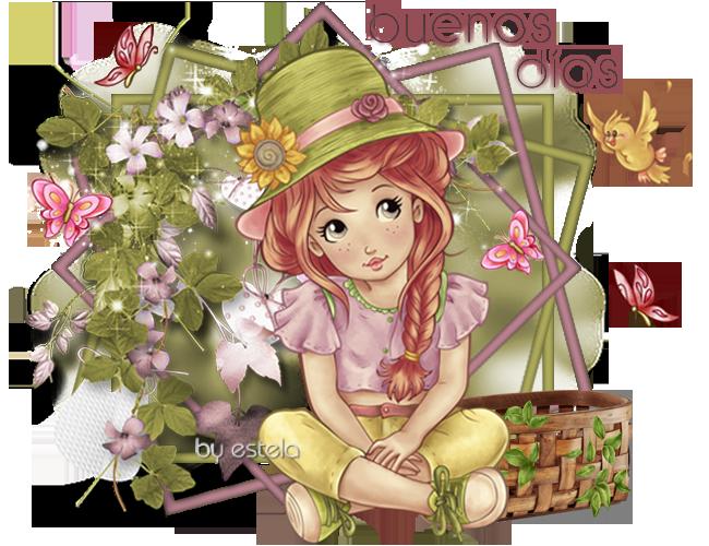 00 -TARJETAS BUENOS DIAS - Página 55 Spring13