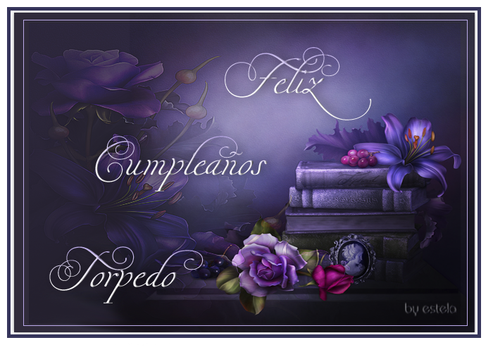FELIZ CUMPLEAÑOS TORPEDO/ 1/ DE OCTUBRE / 2018 Torped10