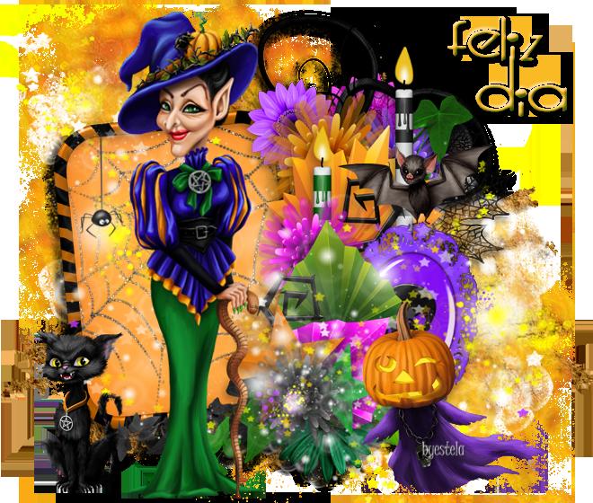 Mis creaciones Estela - Página 120 Witch211
