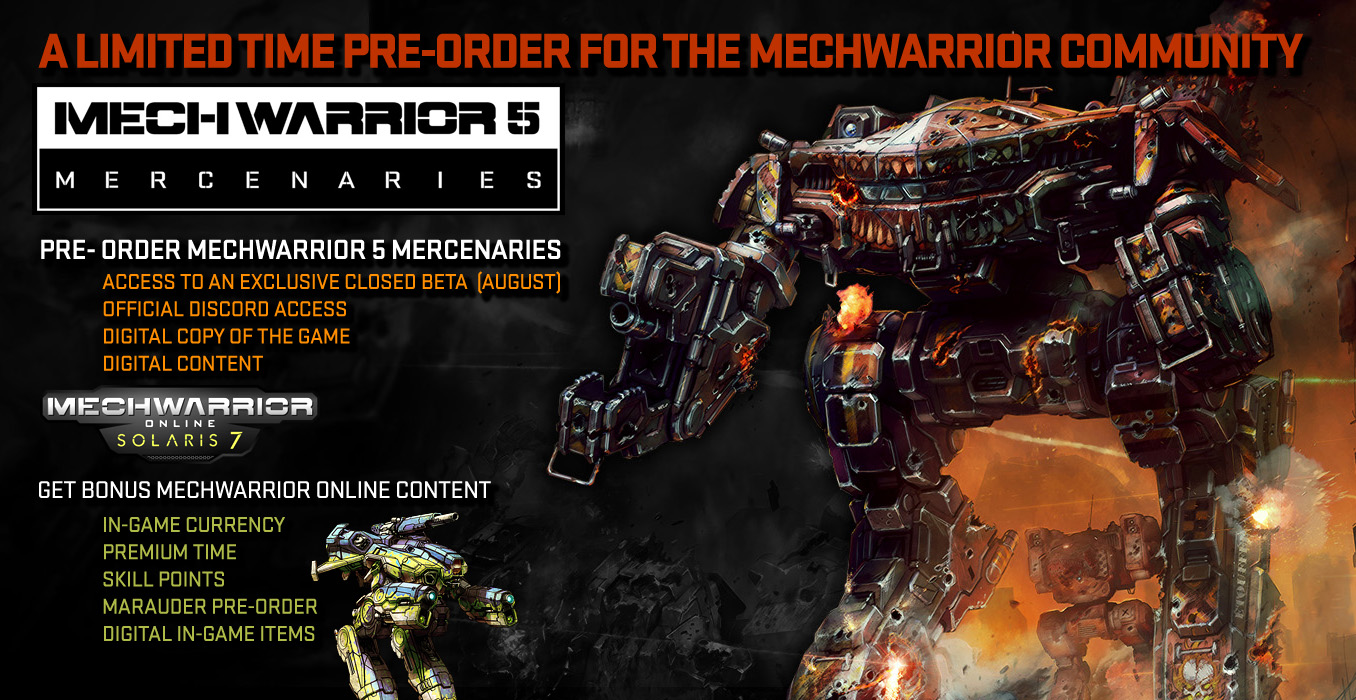 Mechwarrior 5: Mercenaries 324d9e10