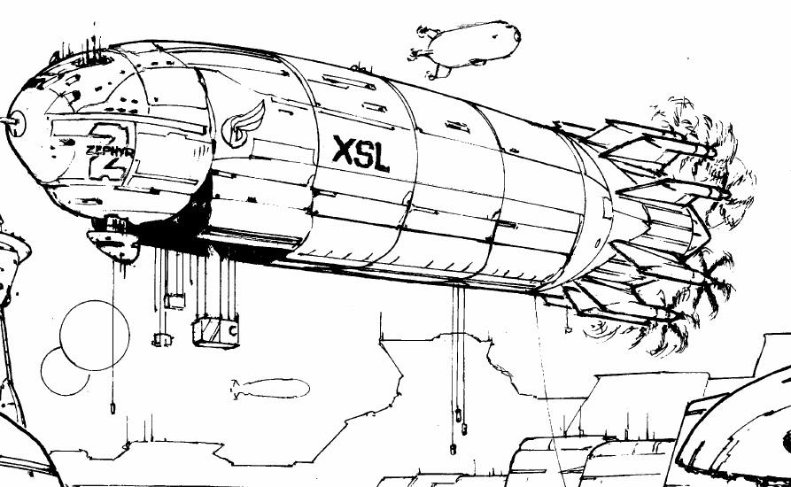 El transporte de BattleMechs en la superficie del planeta Dawntr10
