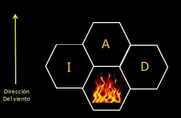 Cosas sobre los fuegos, humos e infernos. Incend10