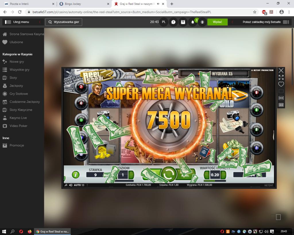 Screenshoty naszych wygranych (minimum 200zł - 50 euro) - kasyno - Page 40 Reelst11