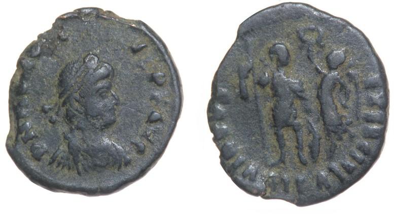 BSI propOSE TheodOSE, ARCADIUS ET HONORIUS 100710