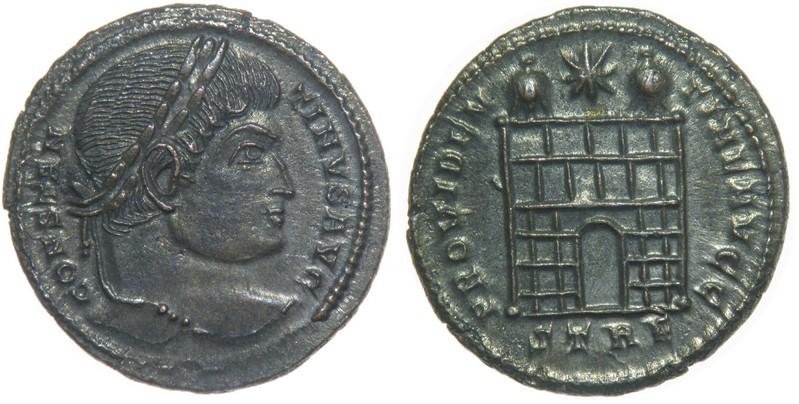 CONSTANTIN Ier et ses Césars par BSI 102510