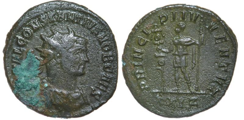 antoniniani tétrarchiques 102810