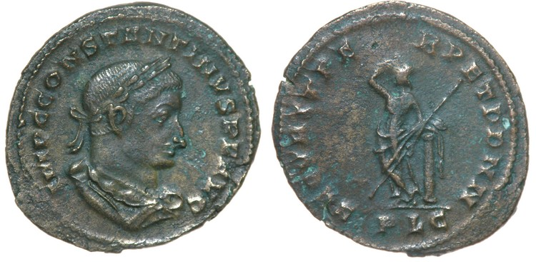 CONSTANTIN Ier et ses Césars par BSI 103710
