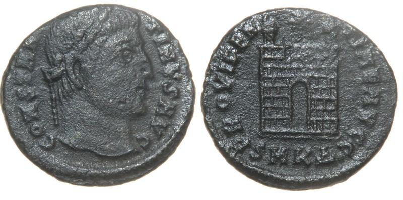 CONSTANTIN Ier et ses Césars par BSI 106310