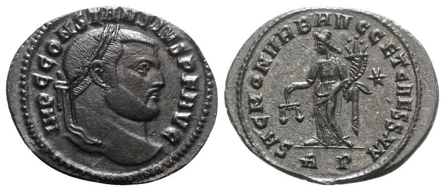 Follis de Constantin I César 856g_t10