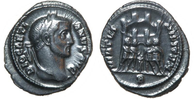Argentei de la réforme de Dioclétien, que sont-ils devenus? Argent12