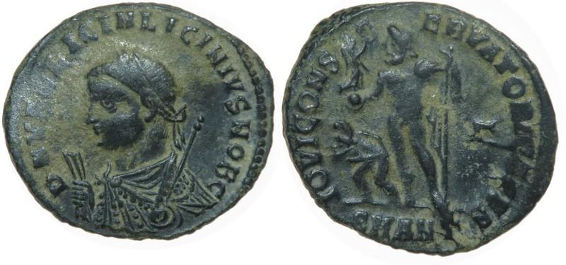 PRODUCTION AU NOM DE LICINIUS I  ET II BSI Licini22