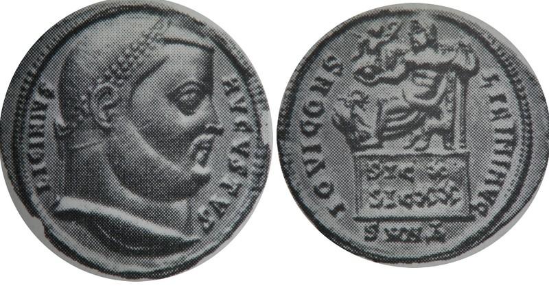Aurei de Licinius I et II  Ric_2011