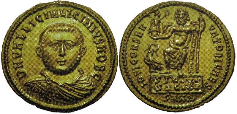 Aurei de Licinius I et II  Ric_4210