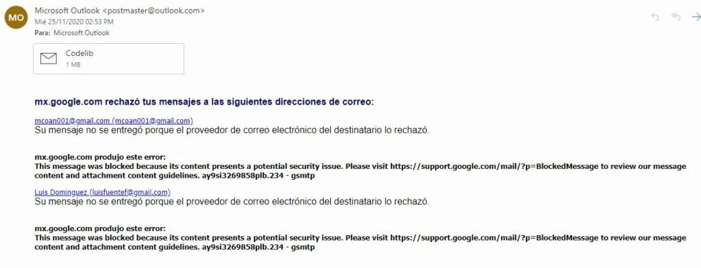 Fichero Codelib.exe Doming10