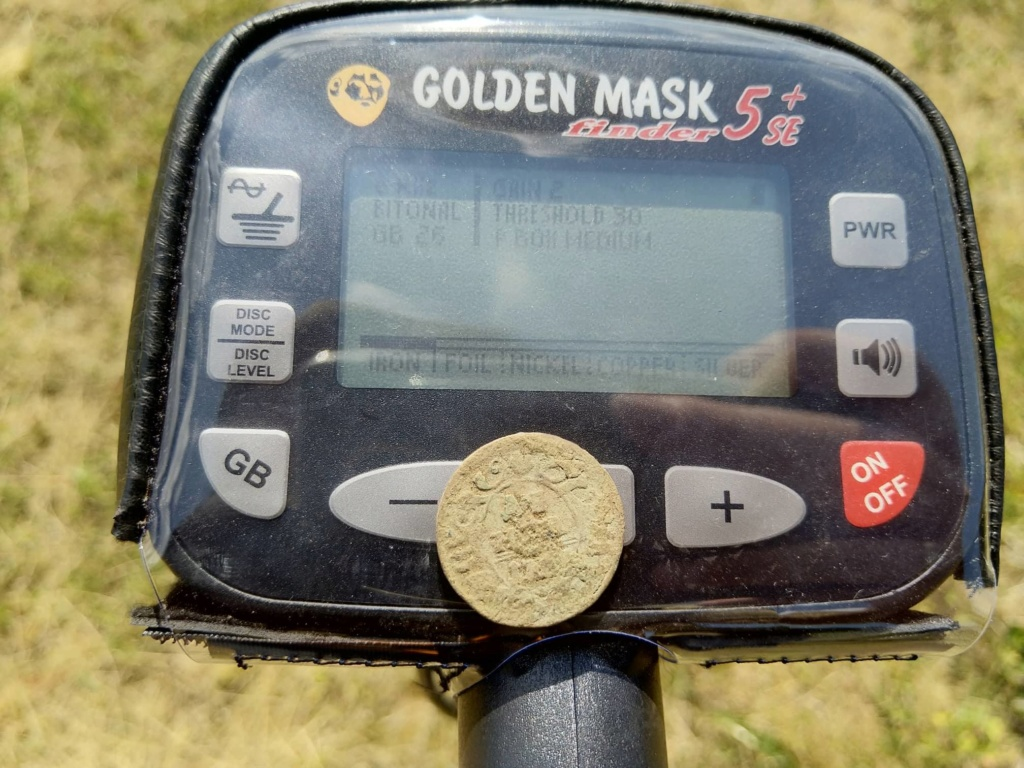Металолотърсач Golden Mask 5+ SE ново 2018  38204210